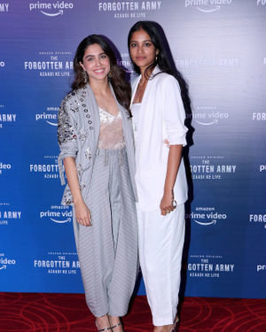 Photos: Trailer Launch Of Amazon's The Forgotten Army At Pvr