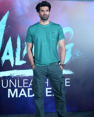 Aditya Roy Kapur - Photos: Trailer Launch Of Film Malang At Pvr
