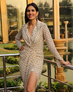 Sonnalli Seygall - Photos: Promotion Of Film Jai Mummy Di At Jw Marriott | Picture 1713512