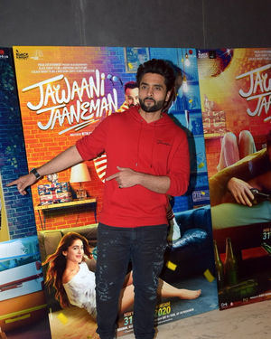 Jackky Bhagnani - Photos: Media Interactions Of Film Jawani Jaaneman At Juhu   Picture 1713794