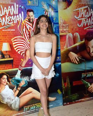 Alaya Furniturewala - Photos: Media Interactions Of Film Jawani Jaaneman At Juhu | Picture 1713788