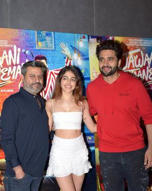 Photos: Media Interactions Of Film Jawani Jaaneman At Juhu   Picture 1713784