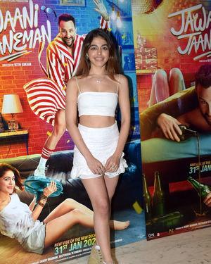 Alaya Furniturewala - Photos: Media Interactions Of Film Jawani Jaaneman At Juhu | Picture 1713786