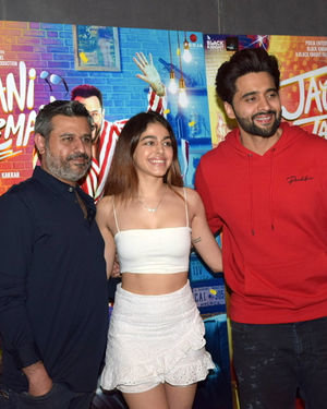 Photos: Media Interactions Of Film Jawani Jaaneman At Juhu