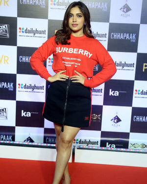Bhumi Pednekar - Photos:  Screening Of Film Chhapaak At Pvr Lower Parel | Picture 1713613