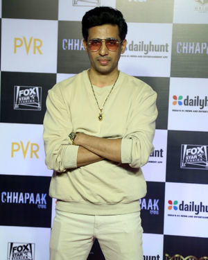 Photos:  Screening Of Film Chhapaak At Pvr Lower Parel | Picture 1713640