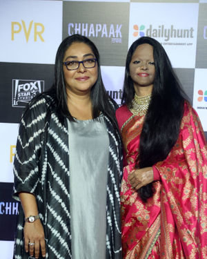 Photos:  Screening Of Film Chhapaak At Pvr Lower Parel | Picture 1713632