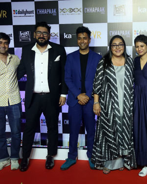 Photos:  Screening Of Film Chhapaak At Pvr Lower Parel | Picture 1713650