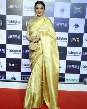 Rekha - Photos:  Screening Of Film Chhapaak At Pvr Lower Parel | Picture 1713627