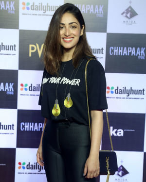 Yami Gautam - Photos:  Screening Of Film Chhapaak At Pvr Lower Parel