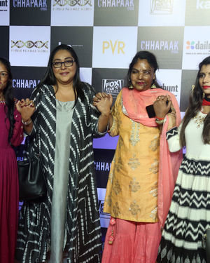 Photos:  Screening Of Film Chhapaak At Pvr Lower Parel