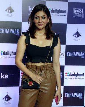 Surilie Gautam - Photos:  Screening Of Film Chhapaak At Pvr Lower Parel | Picture 1713641