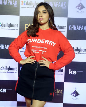 Bhumi Pednekar - Photos:  Screening Of Film Chhapaak At Pvr Lower Parel | Picture 1713626