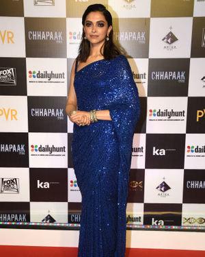 Deepika Padukone - Photos:  Screening Of Film Chhapaak At Pvr Lower Parel | Picture 1713566
