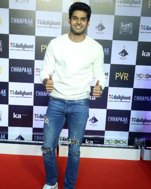 Photos:  Screening Of Film Chhapaak At Pvr Lower Parel | Picture 1713635