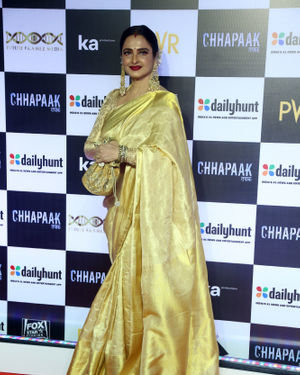 Rekha - Photos:  Screening Of Film Chhapaak At Pvr Lower Parel | Picture 1713647