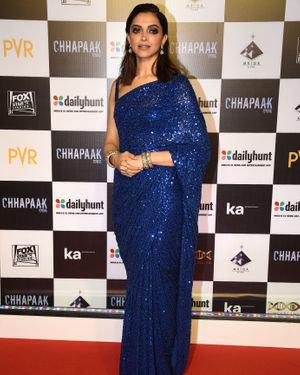 Deepika Padukone - Photos:  Screening Of Film Chhapaak At Pvr Lower Parel | Picture 1713562