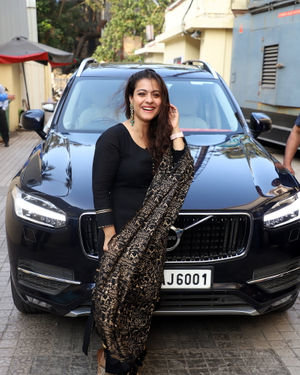 Kajol - Photos: Special Screening Of Tanhaji With Family And Friends | Picture 1713772