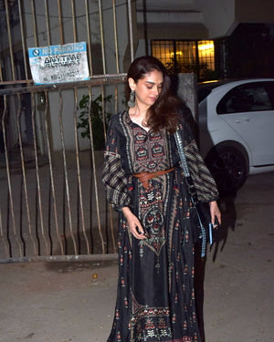 Aditi Rao Hydari - Photos: Celebs Spotted At Kromakay Salon In Juhu | Picture 1713866