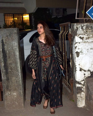 Aditi Rao Hydari - Photos: Celebs Spotted At Kromakay Salon In Juhu | Picture 1713864