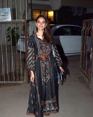 Aditi Rao Hydari - Photos: Celebs Spotted At Kromakay Salon In Juhu | Picture 1713870