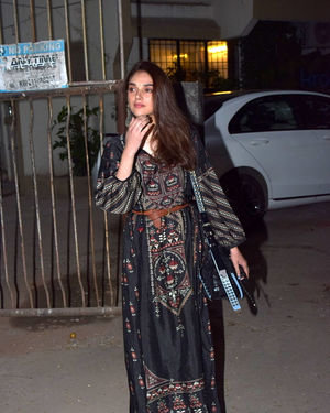 Aditi Rao Hydari - Photos: Celebs Spotted At Kromakay Salon In Juhu | Picture 1713868