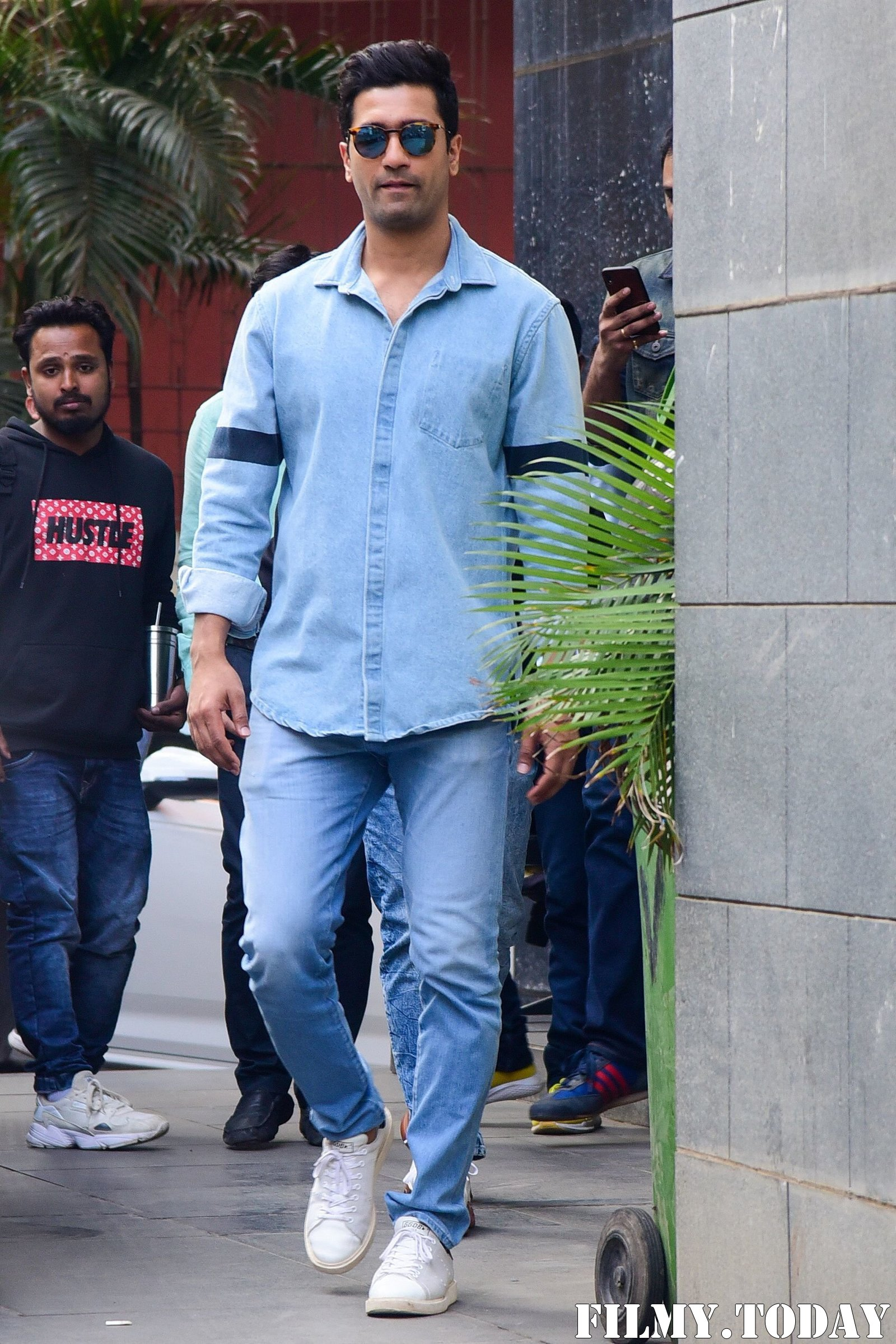 Vicky Kaushal - Photos: Celebs Spotted At Santacruz | Picture 1713816