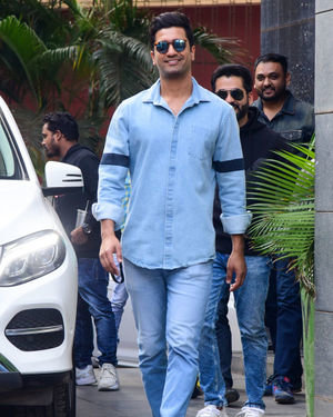 Vicky Kaushal - Photos: Celebs Spotted At Santacruz | Picture 1713817
