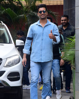 Vicky Kaushal - Photos: Celebs Spotted At Santacruz