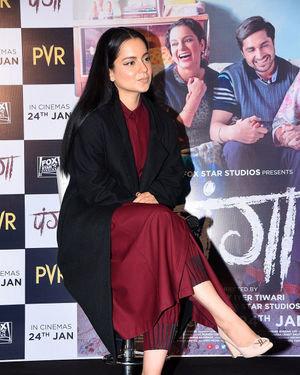 Kangana Ranaut - Photos: Panga Film Press Meet At Hyderabad | Picture 1713822