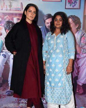 Photos: Panga Film Press Meet At Hyderabad