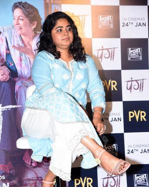Photos: Panga Film Press Meet At Hyderabad   Picture 1713821