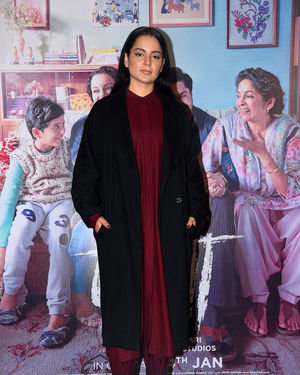 Kangana Ranaut - Photos: Panga Film Press Meet At Hyderabad | Picture 1713829