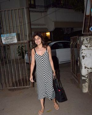Shamita Shetty - Photos: Celebs Spotted At Kromakay Salon In Juhu
