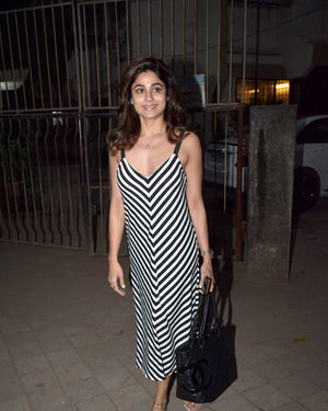 Shamita Shetty - Photos: Celebs Spotted At Kromakay Salon In Juhu