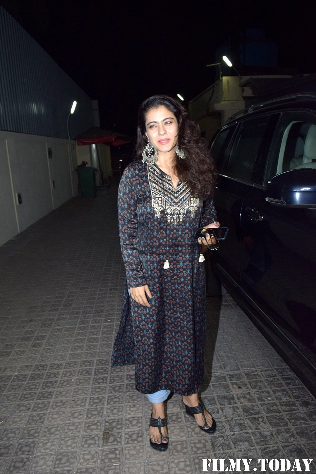 Kajol - Photos: Celebs Spotted At Pvr Juhu   Picture 1713878