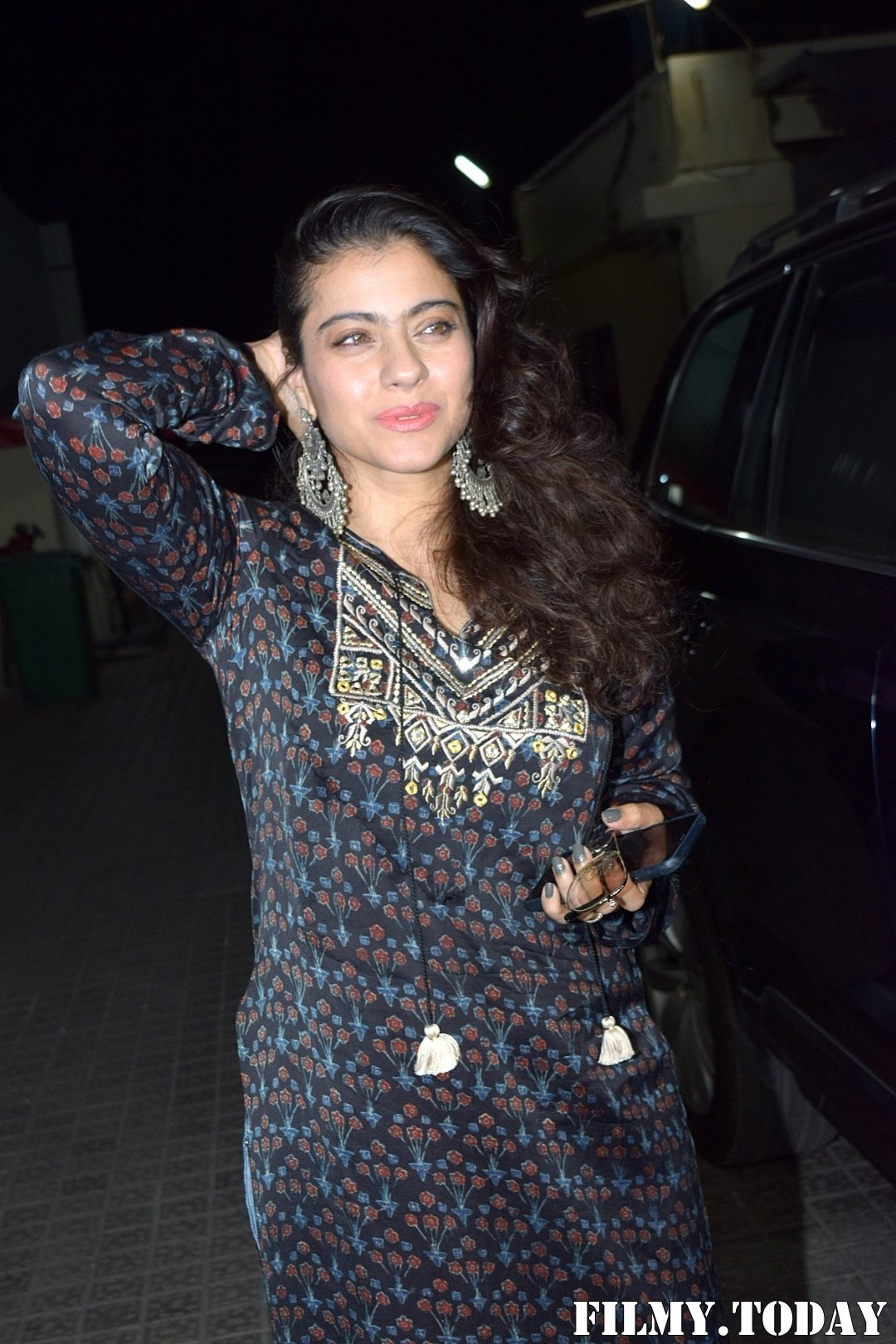 Kajol - Photos: Celebs Spotted At Pvr Juhu | Picture 1713881