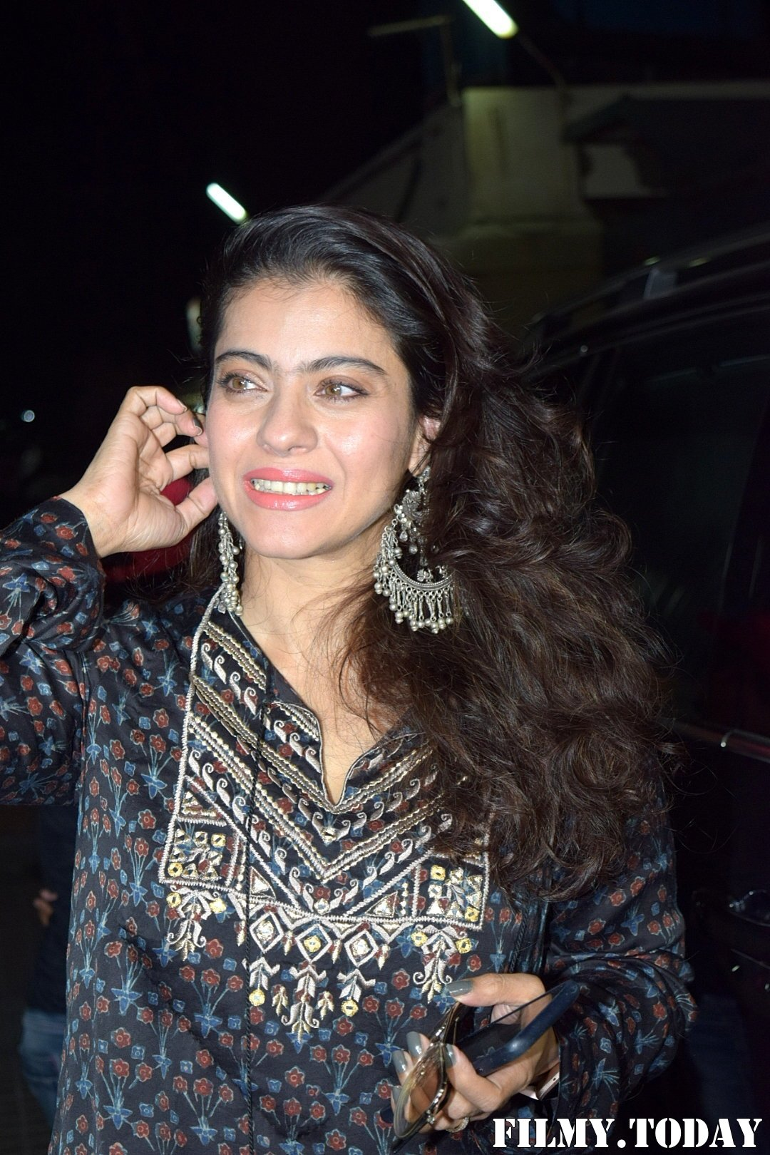 Kajol - Photos: Celebs Spotted At Pvr Juhu | Picture 1713882