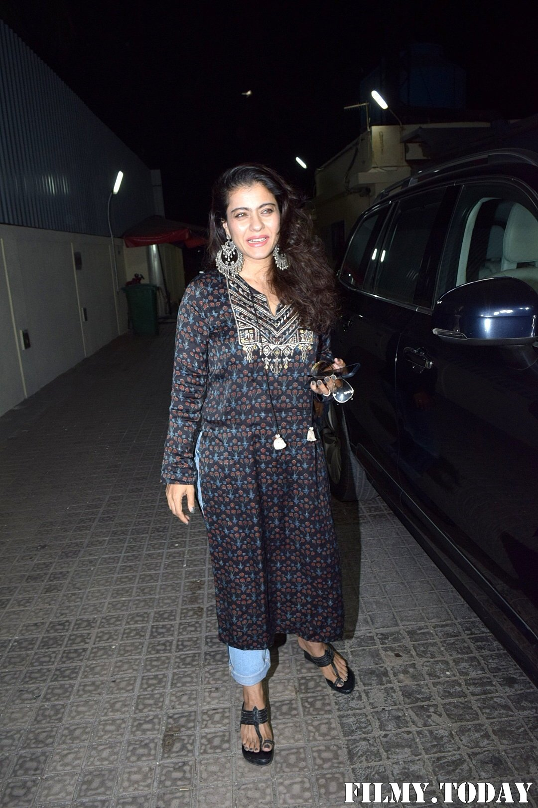 Kajol - Photos: Celebs Spotted At Pvr Juhu | Picture 1713877
