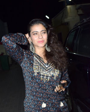 Kajol - Photos: Celebs Spotted At Pvr Juhu   Picture 1713881