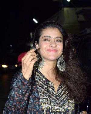 Kajol - Photos: Celebs Spotted At Pvr Juhu