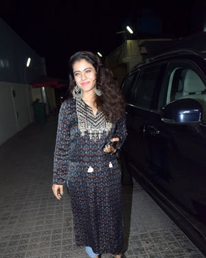 Kajol - Photos: Celebs Spotted At Pvr Juhu | Picture 1713879