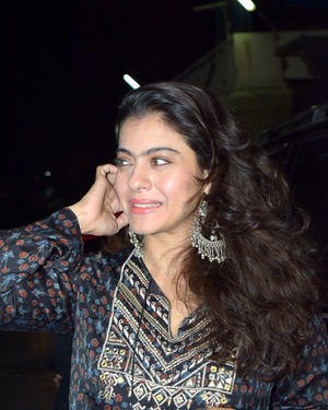 Kajol - Photos: Celebs Spotted At Pvr Juhu | Picture 1713883