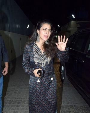 Kajol - Photos: Celebs Spotted At Pvr Juhu | Picture 1713884