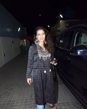 Kajol - Photos: Celebs Spotted At Pvr Juhu   Picture 1713877