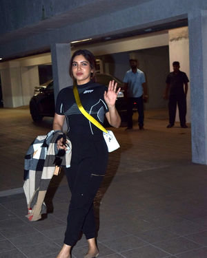 Bhumi Pednekar - Photos: Celebs Spotted At Santacruz