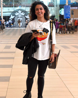Sanya Malhotra - Photos: Celebs Spotted At Santacruz | Picture 1714002