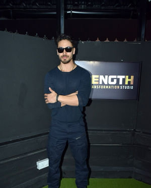 Tiger Shroff - Photos: Celebs At The Launch Of RD Fitness At Ramee Hotel | Picture 1714465