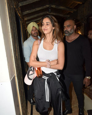 Disha Patani - Photos: Celebs At The Launch Of RD Fitness At Ramee Hotel | Picture 1714478