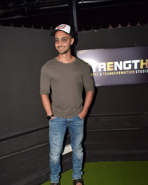 Aayush Sharma - Photos: Celebs At The Launch Of RD Fitness At Ramee Hotel | Picture 1714471